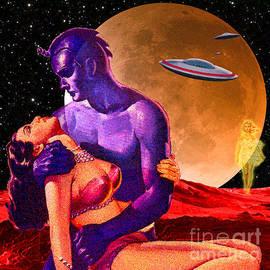 Sasha Keen - Space Love