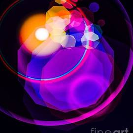 Gayle Price Thomas - Space Orbit