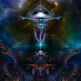 Rolando Burbon - Space Station Ansarious