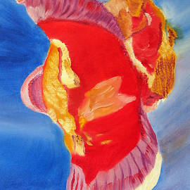 Meryl Goudey - Spanish Dancer Nudi Branch of the Sea