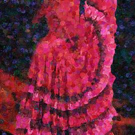 Georgiana Romanovna - Spanish Dress
