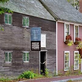 Janice Drew - Sparrow House