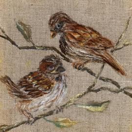Birgit Schlegel - Sparrows