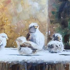 Milena Gawlik - Sparrows