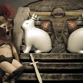 Randy Turnbow - Spartan Toddler