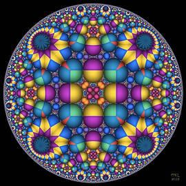 Manny Lorenzo - Sphere Packed Hyperbolic Disk II
