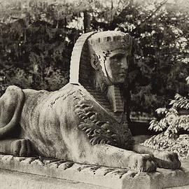 Bill Cannon - Sphinx at St Mary