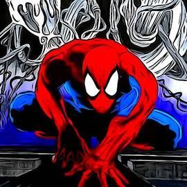 Justin Moore - Spider-Man Enhanced Editon