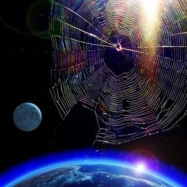 James Temple - Spiders In Space - The Beginning Of The End