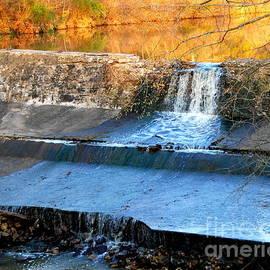 Christy Phillips - Spillway Waterfall
