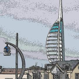 Flow Fitzgerald - Spinnaker Tower
