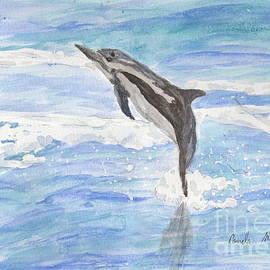 Pamela  Meredith - Spinner Dolphin