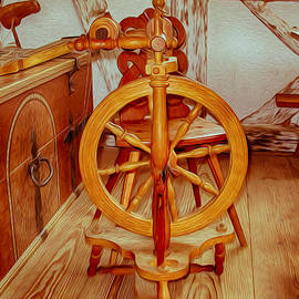Omaste Witkowski - Spinning Wheel