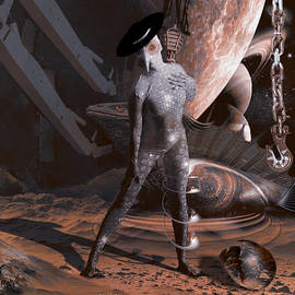 Peter Krause - Spiral-legged Onion Eater
