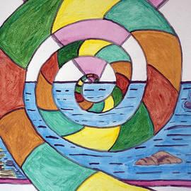 Stormm Bradshaw - Spiral Rainbow Road