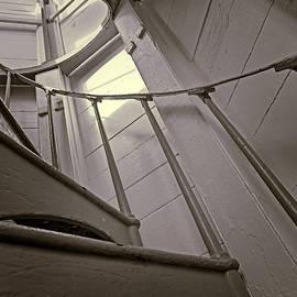 Lynn Palmer - Spiral Stair Steps