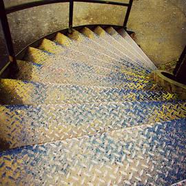 Marilyn Wilson - Spiral Stairs