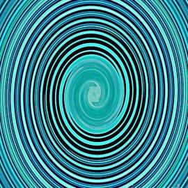 Sarah Loft - Spiraling in Green