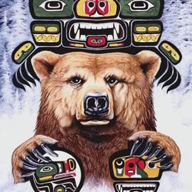 Bob Patterson - Spirit Bear