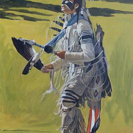 Bill Border - Spirit Feather