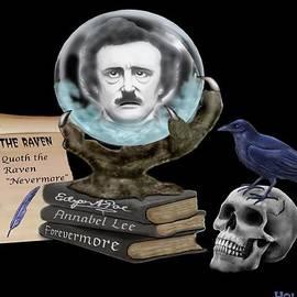 Glenn Holbrook - Spirit Of Edgar A. Poe