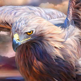 Carol Cavalaris - Spirit Of The Golden Eagle