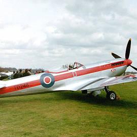 Ted Denyer - Spitfire Special Racer