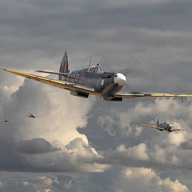 Pat Speirs - Spitfire - Strike Force