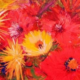 Anne-Elizabeth Whiteway - Splashy Floral II