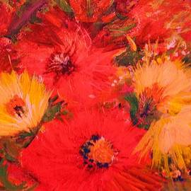 Anne-Elizabeth Whiteway - Splashy Floral III