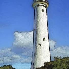 Dennis Lundell - Split Point Lighthouse
