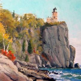 Rick Hansen - Split Rock Lighthouse