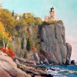 Rick Hansen - Split Rock Lighthouse