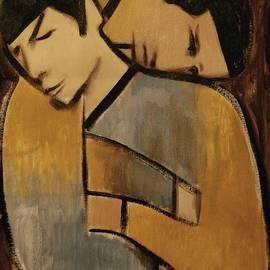Tommervik - Spock Captan Kirk Cubism