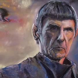 Peter Suhocke - Spock