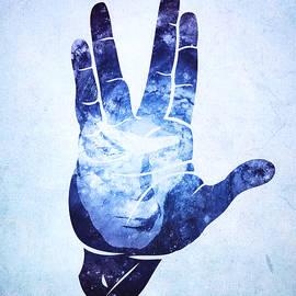 Philipp Rietz - Spocks Hand Leonard Nimoy Geek Tribute