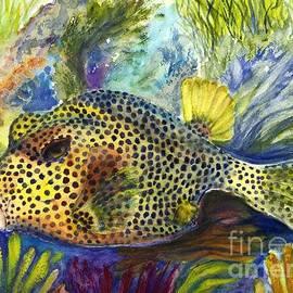 Carol Wisniewski - Spotted Trunkfish