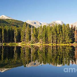 Alex Cassels - Sprague Lake Reflections