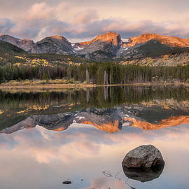 Lee Kirchhevel - Sprague Lake Sunrise 2