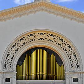 Christine Till - Spreckles Organ San Diego