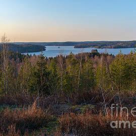 Ismo Raisanen - Spring at the Lake Hiidenvesi