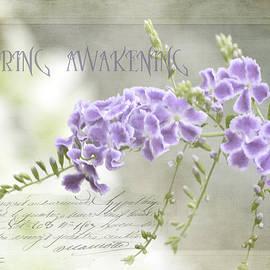 Julie Palencia - Spring Awakening