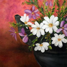 Anne Barberi - Spring Bouquet