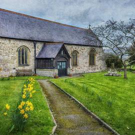 Ian Mitchell - Spring Church