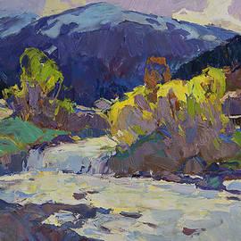 Alexander  Kriushin - Spring colors