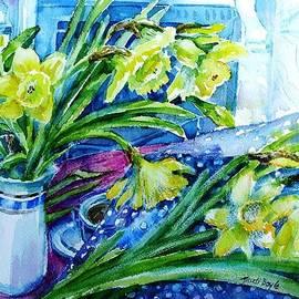 Trudi Doyle - Spring Daffodils