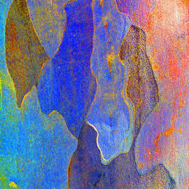 Margaret Saheed - Spring Eucalypt Abstract 10