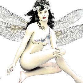 Joaquin Abella - Spring Fairy by Quim Abella
