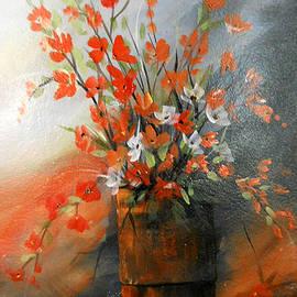 Dorothy Maier - Spring Flower Bouquet
