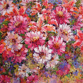 Natalie Holland - Spring Flower Bouquet